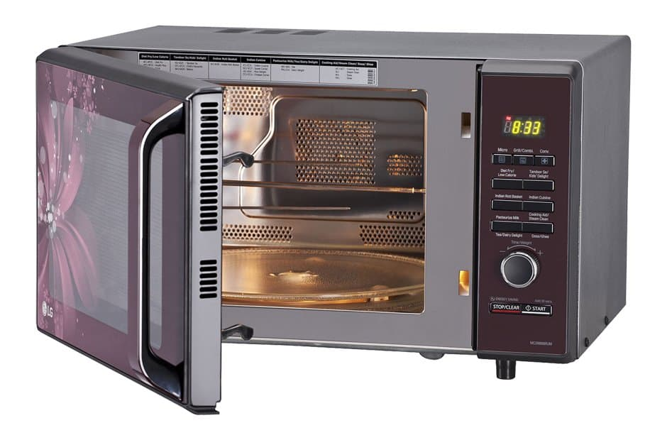 LG Convection Microwave