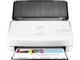 HP ScanJet Pro 2000 Document Scanner