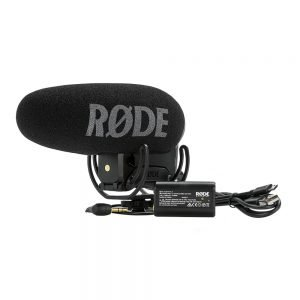 Rode VMPRPLUS Compact Directional On-Camera Microphone