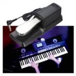 Techtest Ione Digital Piano and Keyboard Sustain Pedal