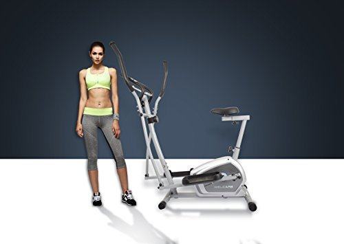 Welcare WC6044 Elliptical Cross Trainer