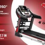 powermax treadmill tda 260