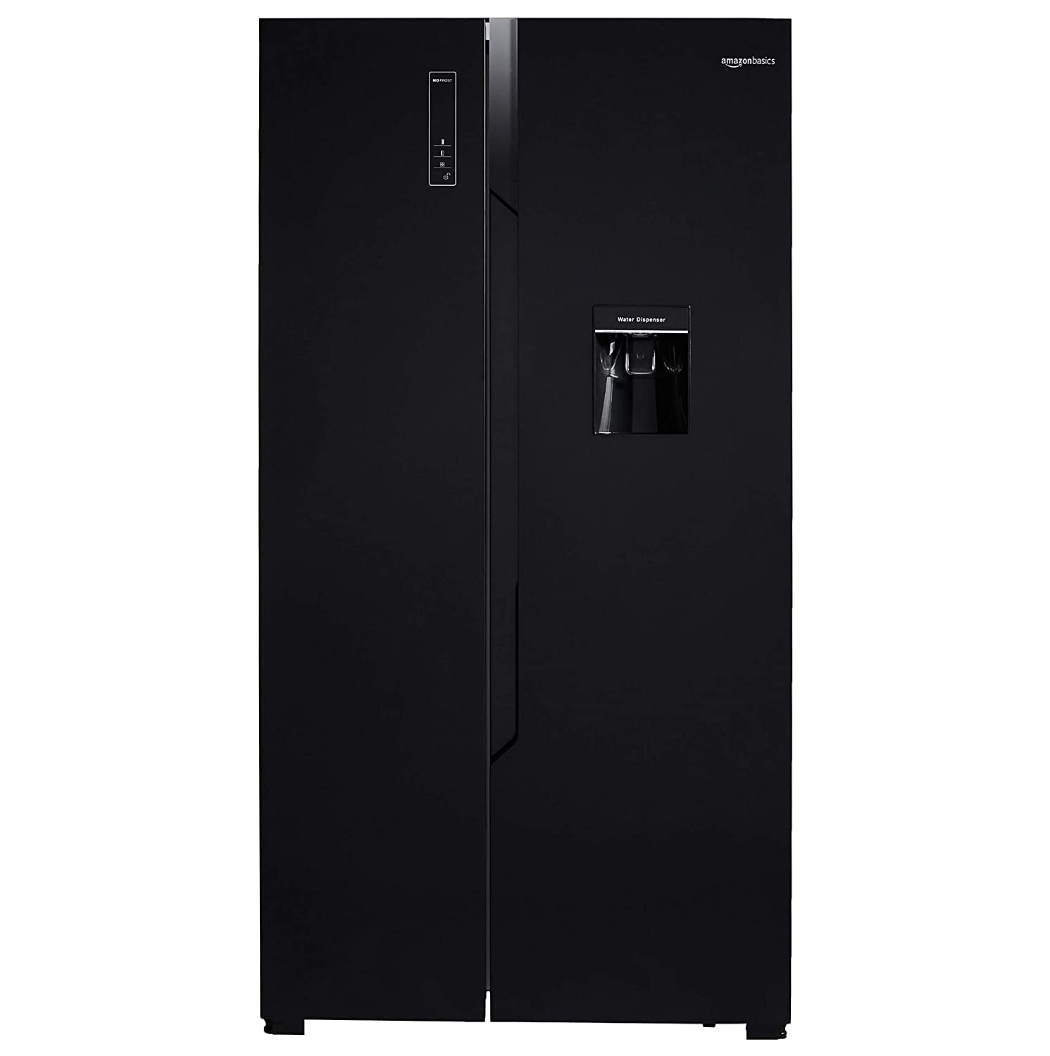 AmazonBasics 564 L frost free Side by Side refrigerator